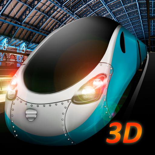 London Train Driver 3D 模擬 LOGO-玩APPs