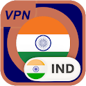 VPN INDIA -Free Turbo Fast Secure VPN Unlimited icon