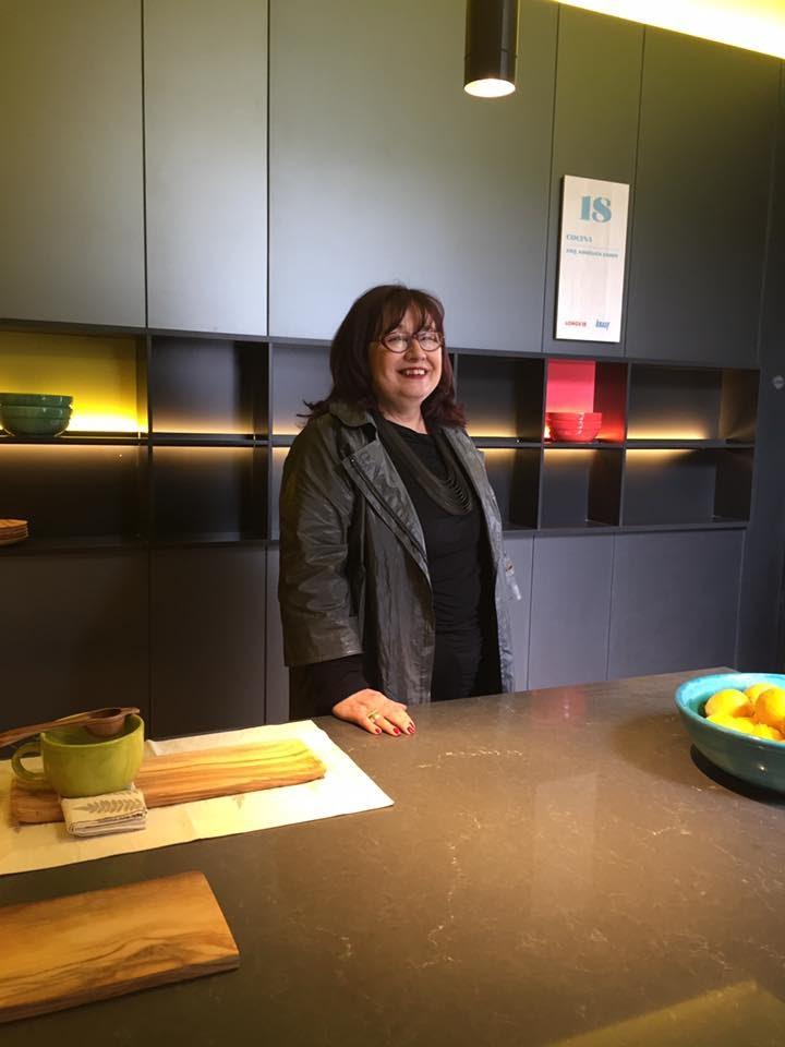 """Casa FOA 2016: Cocina """"Tecno Naturalista"""" - Angélica Campi"""