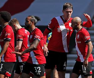 Southampton retourne Burnley et sort de la zone rouge