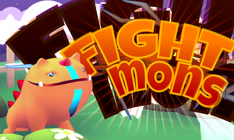 Fightmons- screenshot
