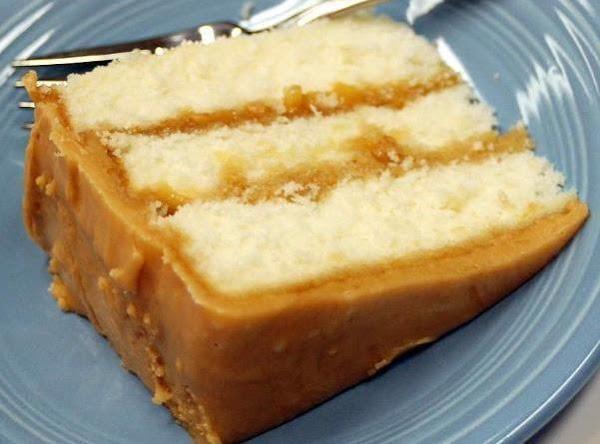Classic Southern Caramel Cake Recipe