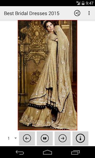 Best Bridal Dresses 2015