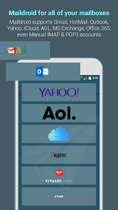 MailDroid – Free Email Application App Latest Version  Download For Android 3