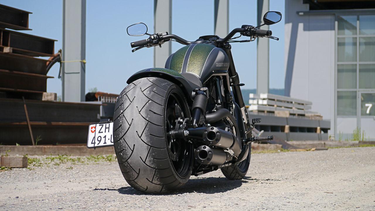 Harley Davidson V Rod by moto 91