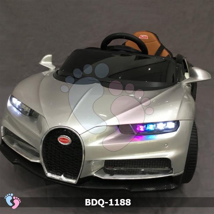 Xe hơi điện cho bé Bugatti BDQ-1188 10
