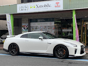 NISSAN GT-R R35のカスタム事例画像 ソニックプラスセンター新潟@たかぷさんの2020年02月03日17:55の投稿
