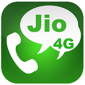 Guide for Jio4GVoice call