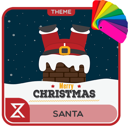 Santa Claus (Xperia Theme)