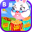 Potato Chips cooking game - Delicious food factory icon