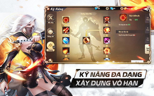 Thiu00ean Khu1edfi Chi Mu00f4n - Ma Kiu1ebfm Ku1ef7 Nguyu00ean 1.0 screenshots 16
