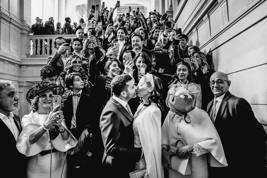 Wedding photographer Julien Laurent-Georges (photocamex). Photo of 07.03.2019