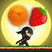 Big Fruits vs Ninja
