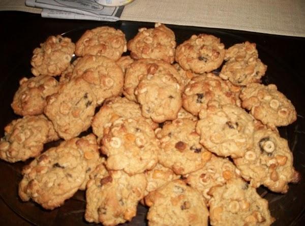 Double Oat Peanut Butter Breakfast Cookie Recipe