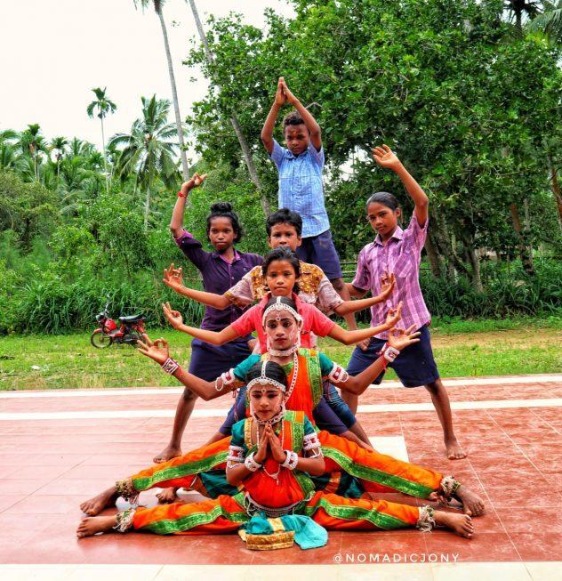 Gotipua Dance Puri Odisha