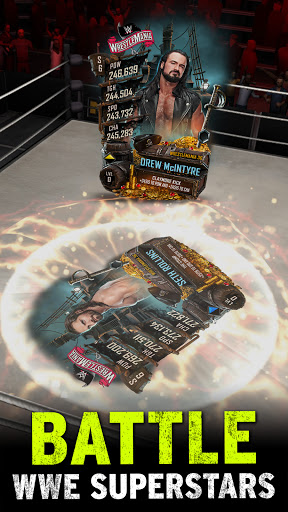 WWE SuperCard u2013 Multiplayer Card Battle Game 4.5.0.5299039 screenshots 1