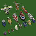 Vehicles for minecraft icon
