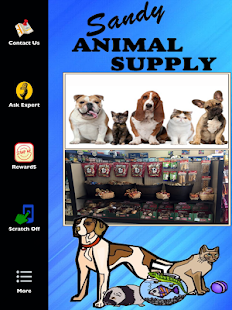 Sandy Animal Supply- screenshot thumbnail
