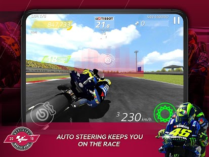 MotoGP Racing '19 Screenshot