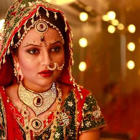 by Chetan Saini - Wedding Bride