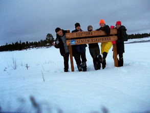 Photo: przynajmniej sniegu nam nie brakowało