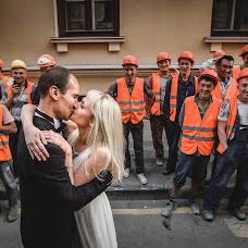 Wedding photographer Vitaliy Nasonov (vitalynasonov). Photo of 03.10.2016