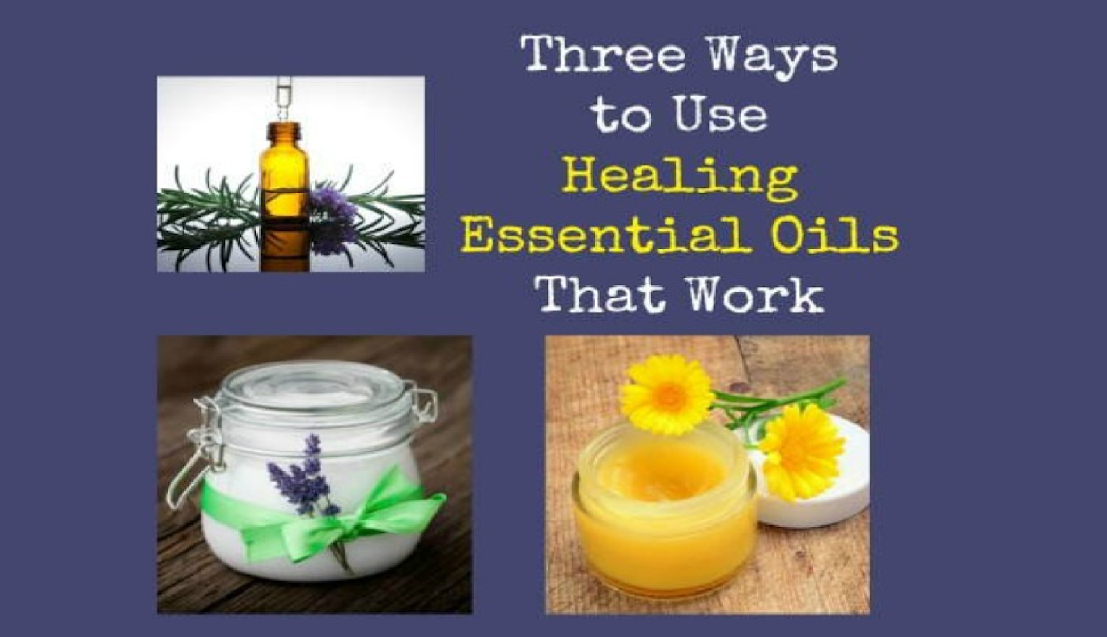 3 Ways To Use Healing Essential Oils That Work
