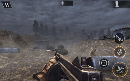 Call of World War 2 : Battlefield Game filehippodl screenshot 2