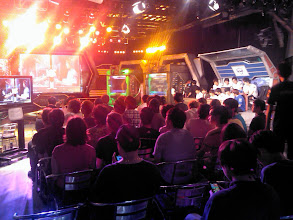 Photo: Full of GSL fans~ Tonight!