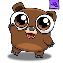 Happy Bear - Virtual Pet Game icon