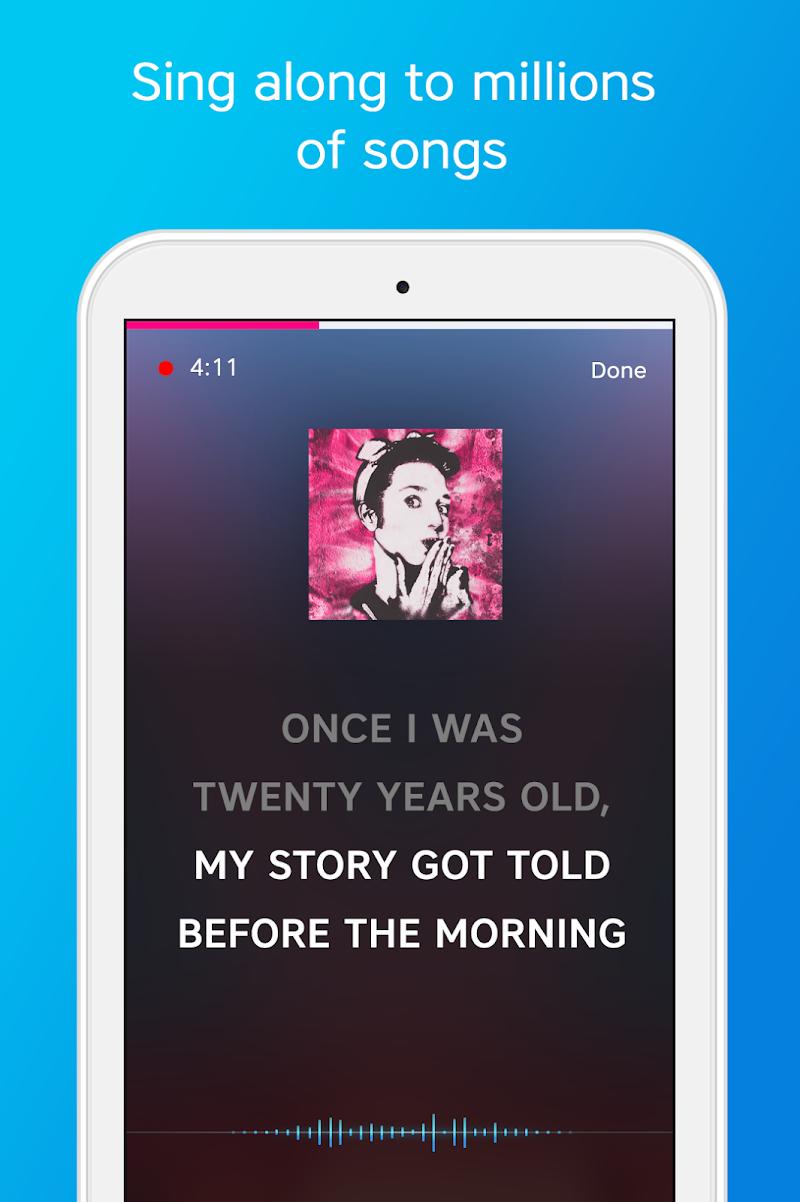 Karaoke - Sing Karaoke, Unlimited Songs Screenshot 9