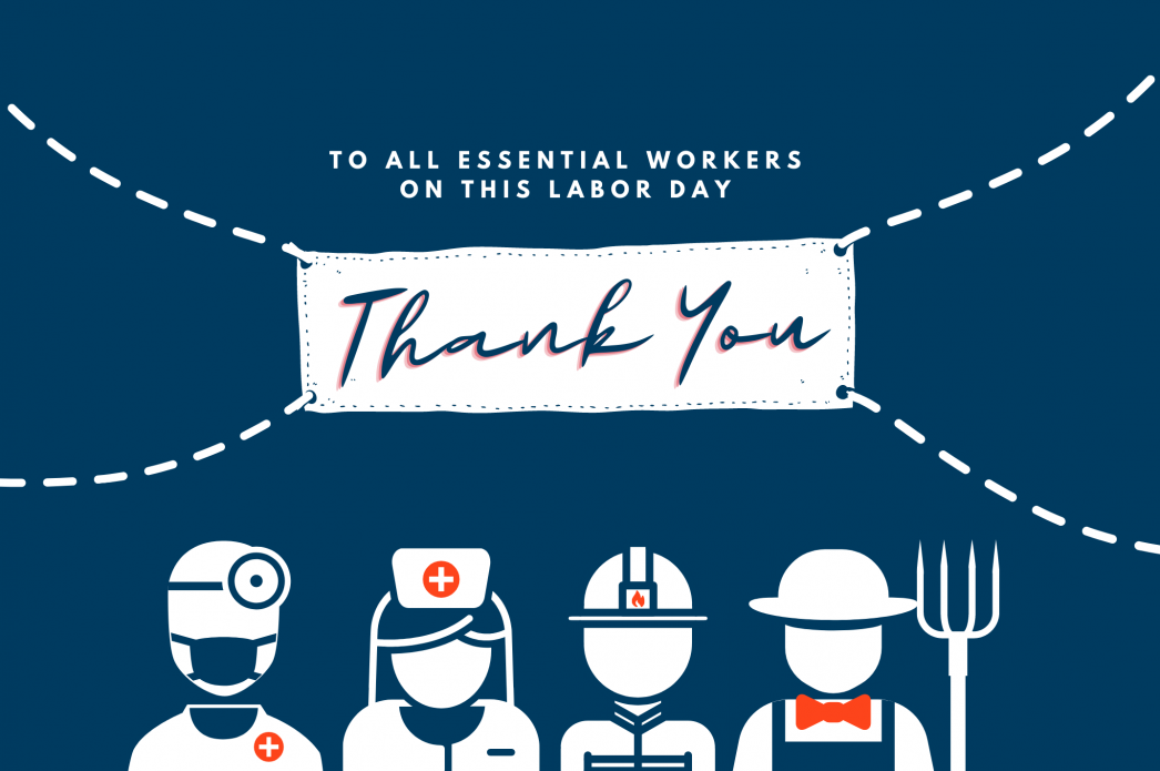 Thank You, Essential Workers   MyKCM