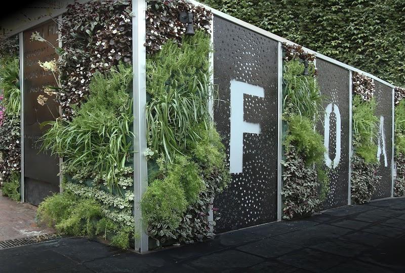Casa FOA 2017: Fachada Verde - Lucas Albero