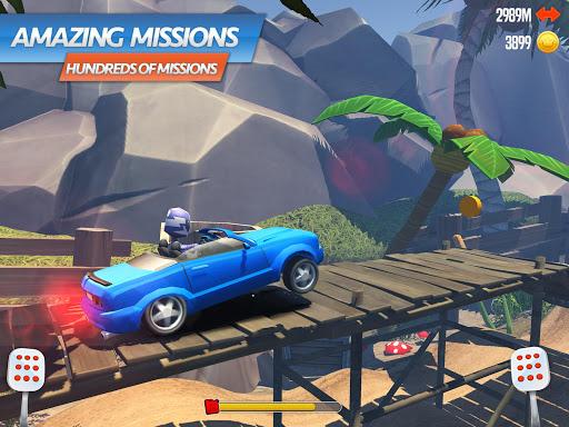 Racing Rocket : Parkour Rivals 1.0.3 screenshots 14
