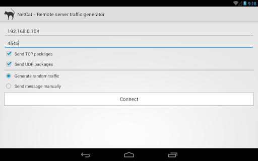 NetCat for Android for PC