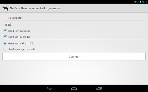 App NetCat for Android APK for Windows Phone