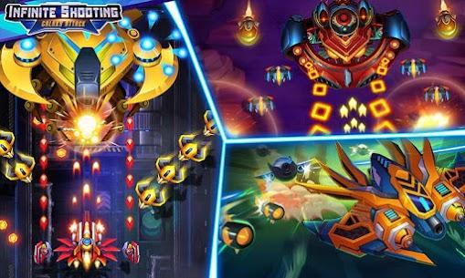 Infinity Shooting: Galaxy War 6