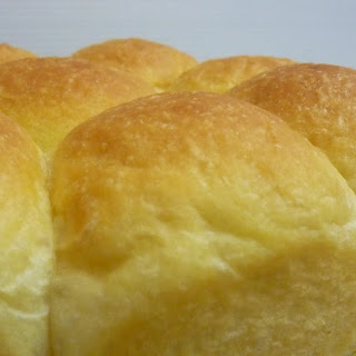 Buttery Flaky Rolls.