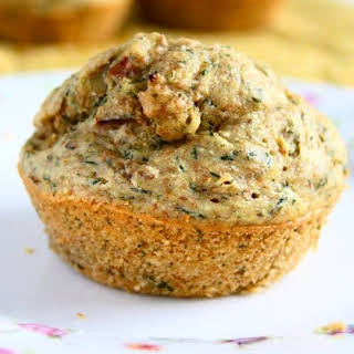Low Fat Onion Dill Muffins.