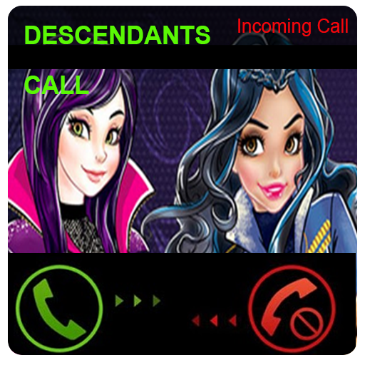 Fake Call From Descendants