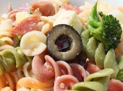 Linda's (healthy & Filling) Pasta Salad Recipe