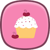 Cute Cupcakes Live Wallpaper