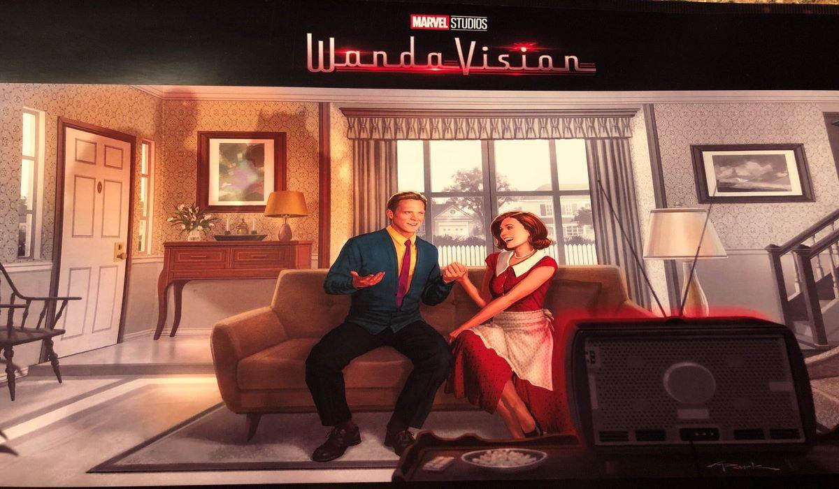 WandaVision series