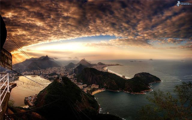Rio de Janeiro Theme & New Tab