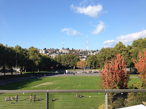 Photo: View from Seattle Center