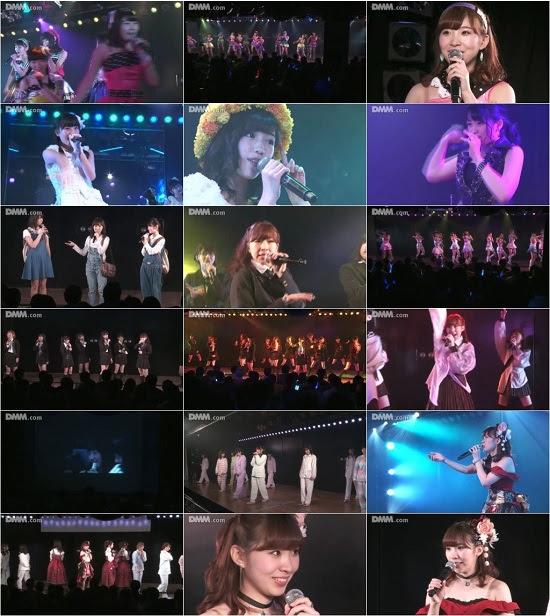 (LIVE)(公演) AKB48 チームB 「ただいま 恋愛中」公演 岩佐美咲 卒業公演 150314