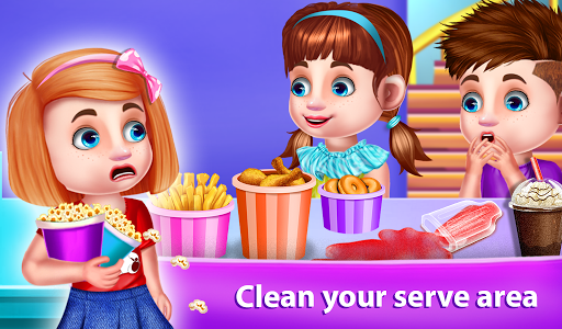 Family Friend Movie Night Out Party android2mod screenshots 4