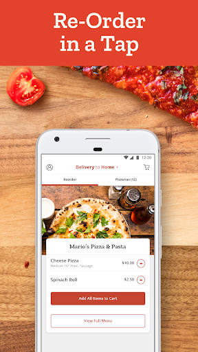 Screenshot for Slice: Order Local Pizza, Delivery & Pickup Deals in United States Play Store