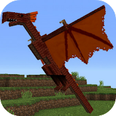 Mod Dragons for MCPE