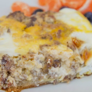 Sausage Casserole With Cream Cheese Recipes.